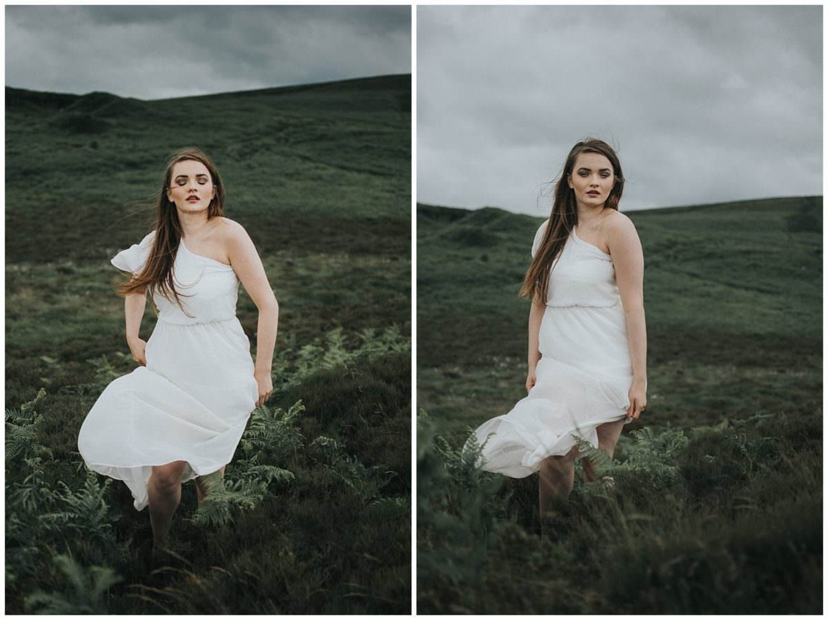 Cow and Calf Rocks portrait session
