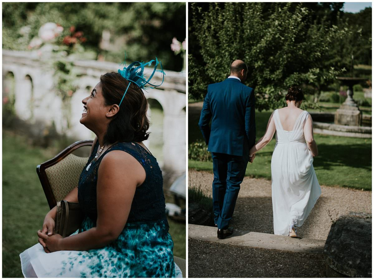 Monk Fryston Hall Hotel wedding photography