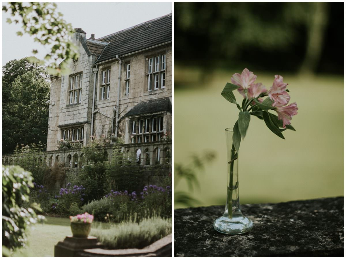 Monk Fryston Hall Hotel wedding photographer