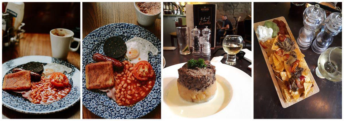 Edinburgh best food