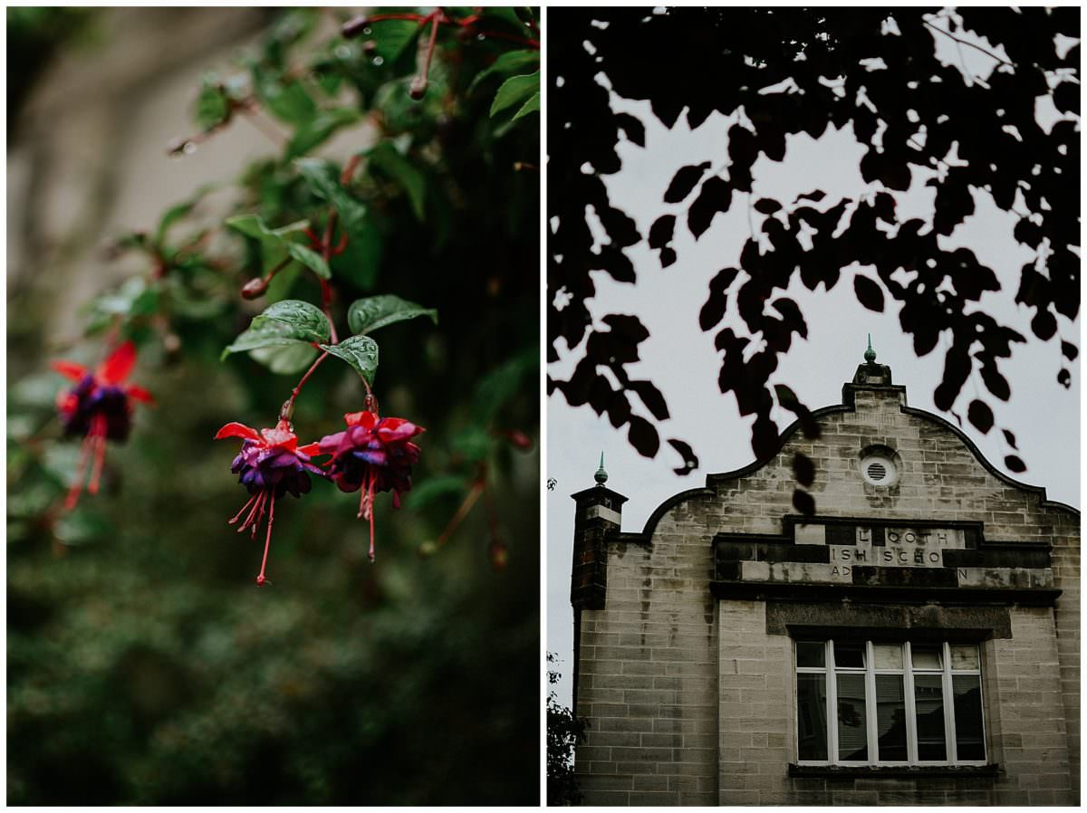 Edinburgh wedding photography locations