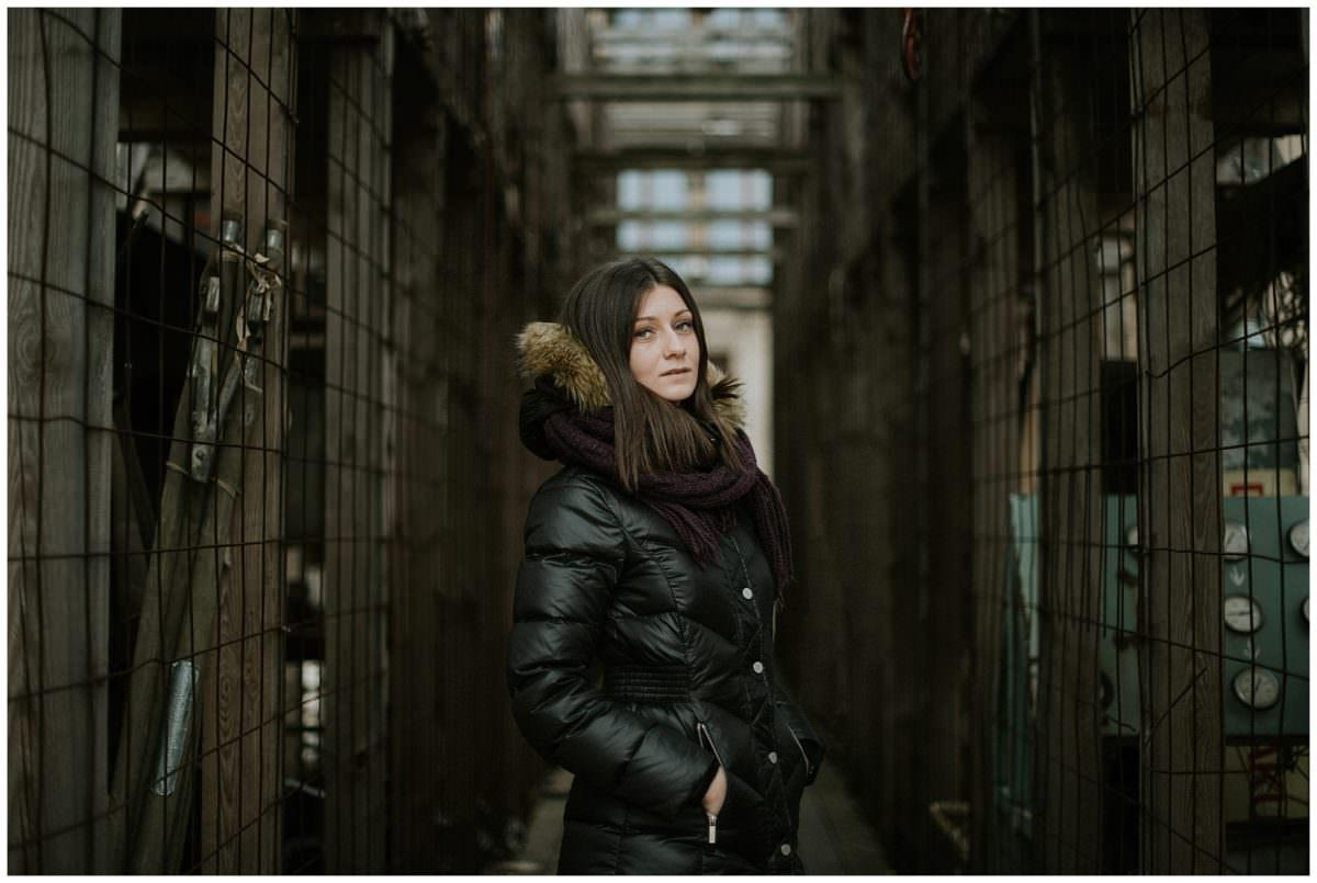 Edinburgh portrait photo session