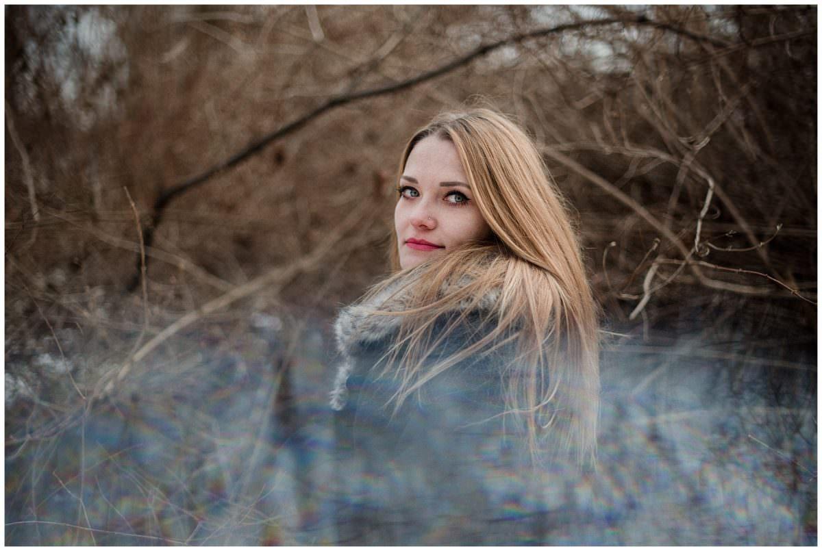Portrait photoshoot, Edinburgh