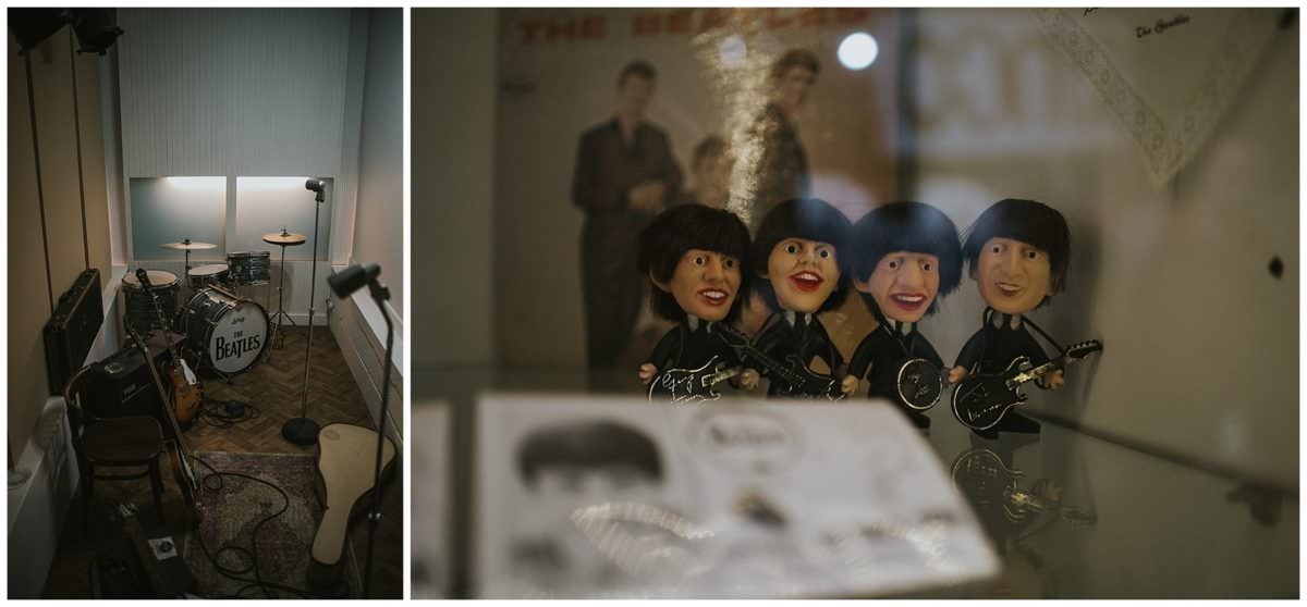 The Beatles Story, Liverpool - photography