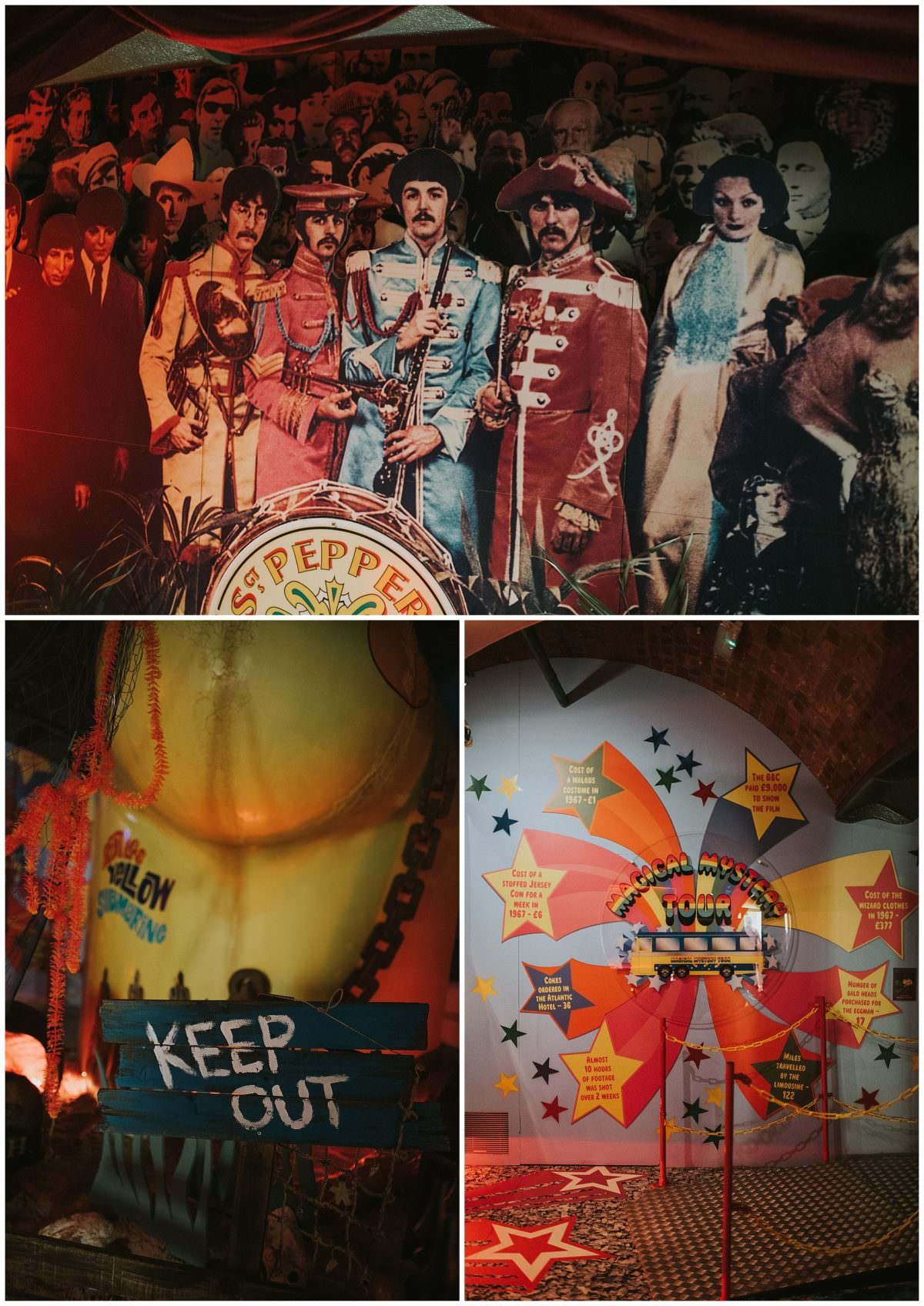 The Beatles Story, Liverpool review and photographs