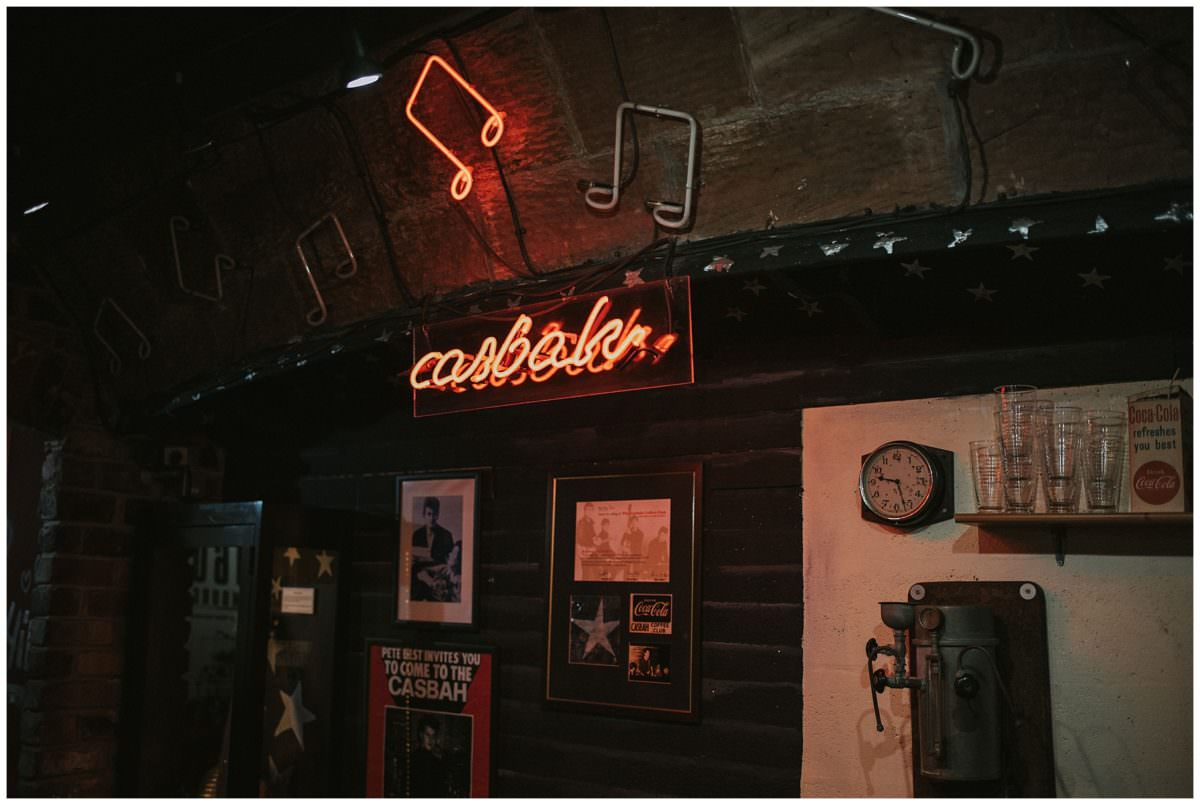 The Casbah Coffee Club, the Beatles Story, Liverpool