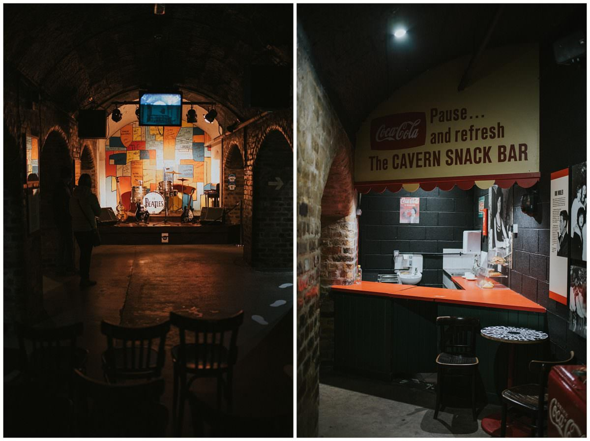 The Cavern Club, The Beatles Story, Liverpool