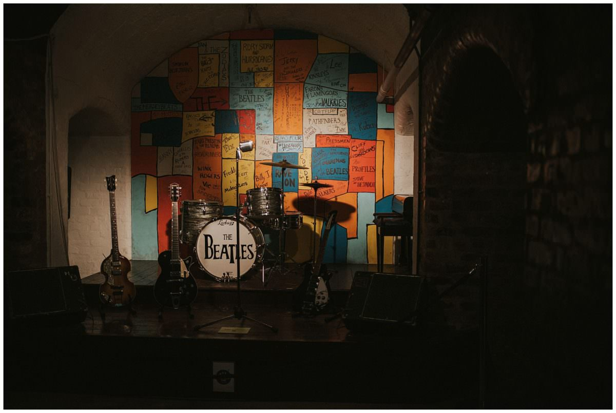 The Beatles Story, Liverpool - The Cavern Club replica