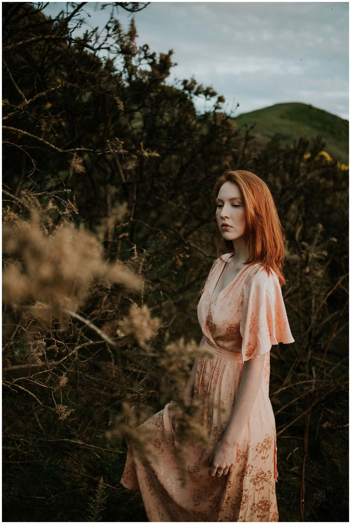 Arthur's Seat photoshoot - Edinburgh photographer