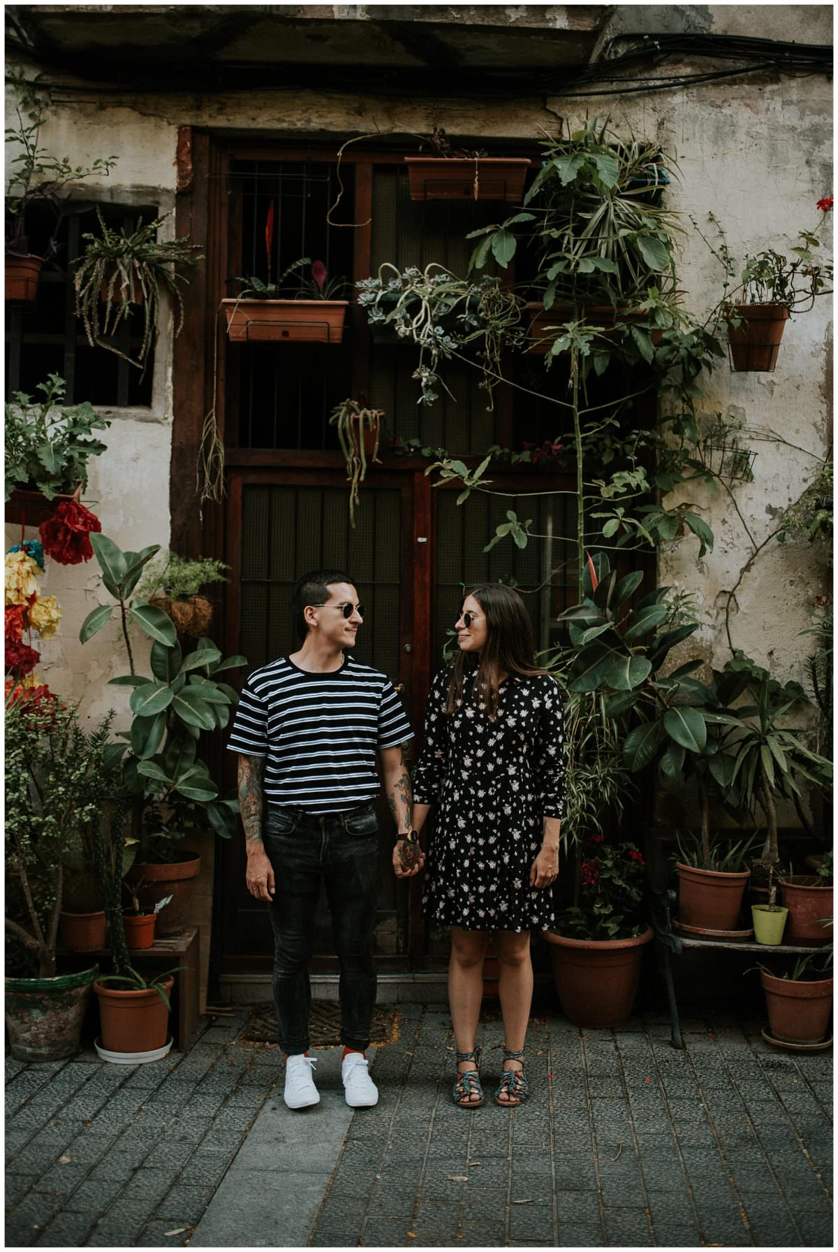 Barcelona engagement photos - Barcelona wedding photographer