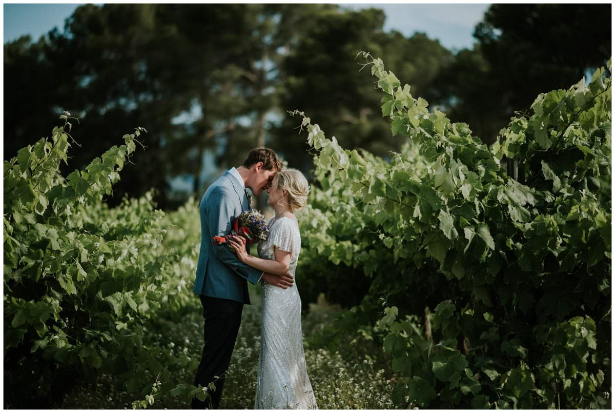Spain vineyard wedding - Barcelona wedding photographer
