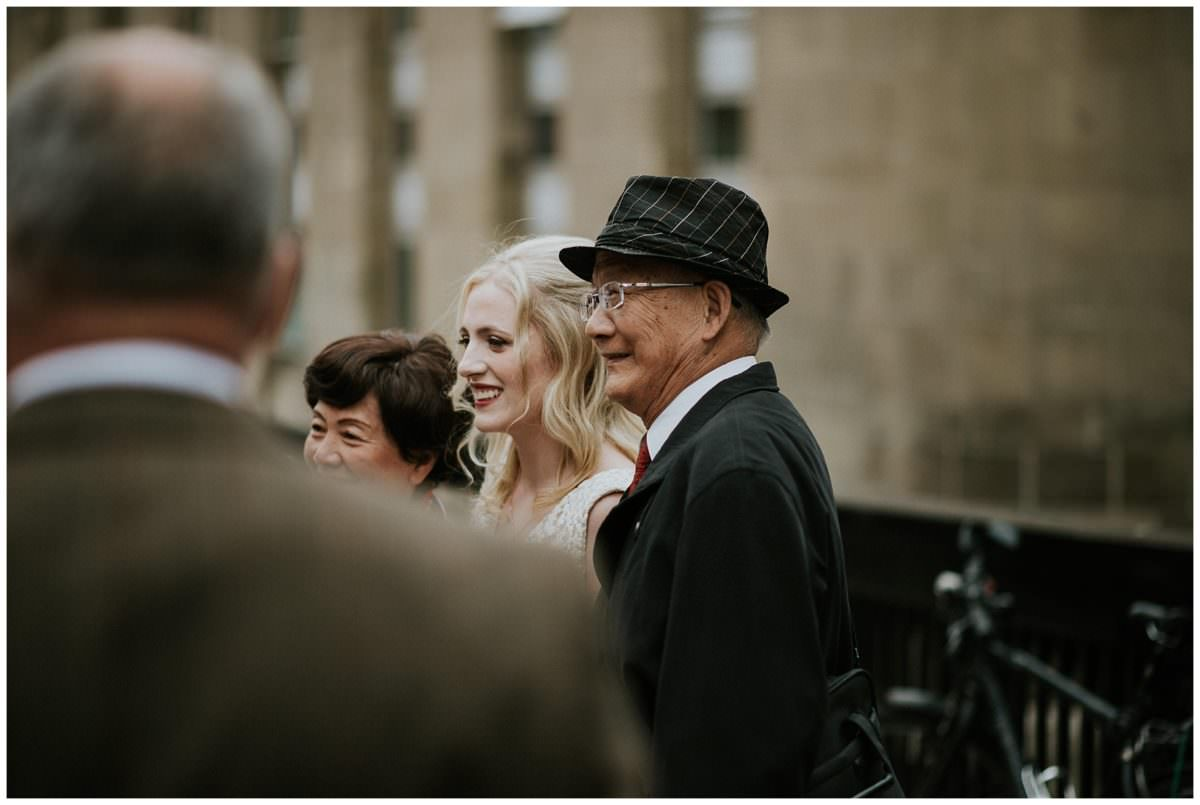 Edinburgh Scotland wedding photographer