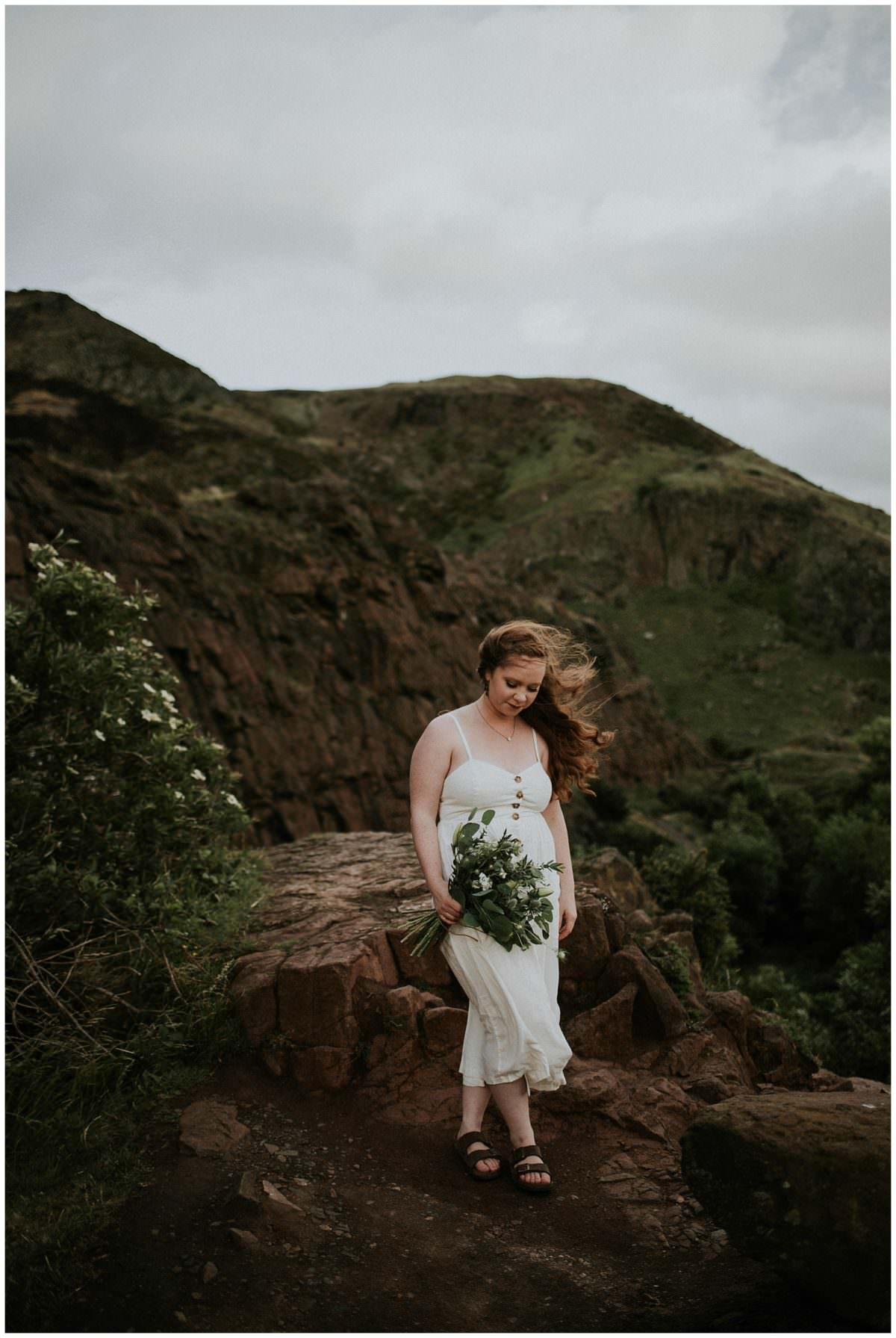 Edinburgh Scotland wedding and portrait photographer