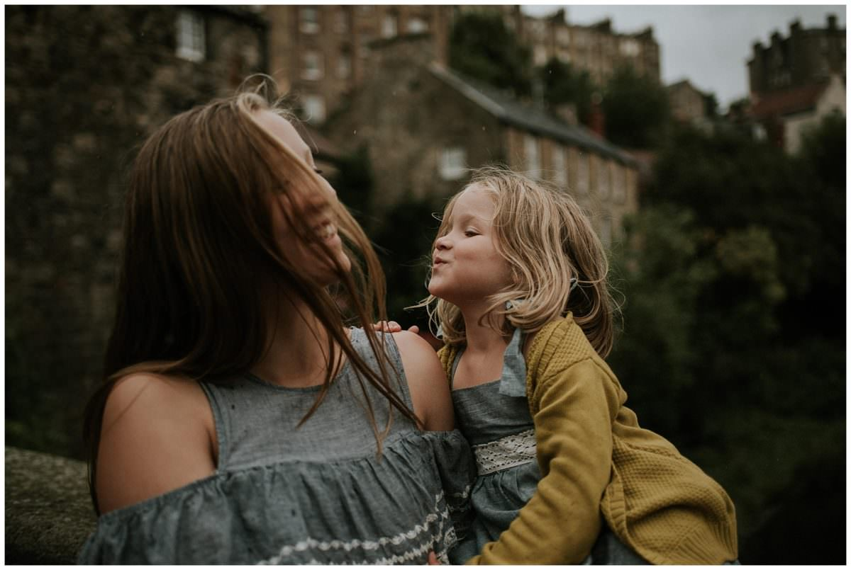 Edinburgh Scotland family photographer