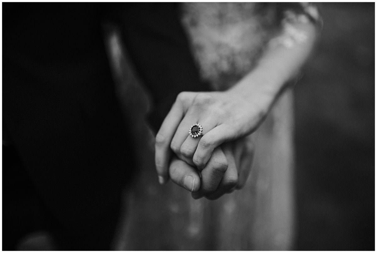 Arthur's Seat - Edinburgh elopement photographer