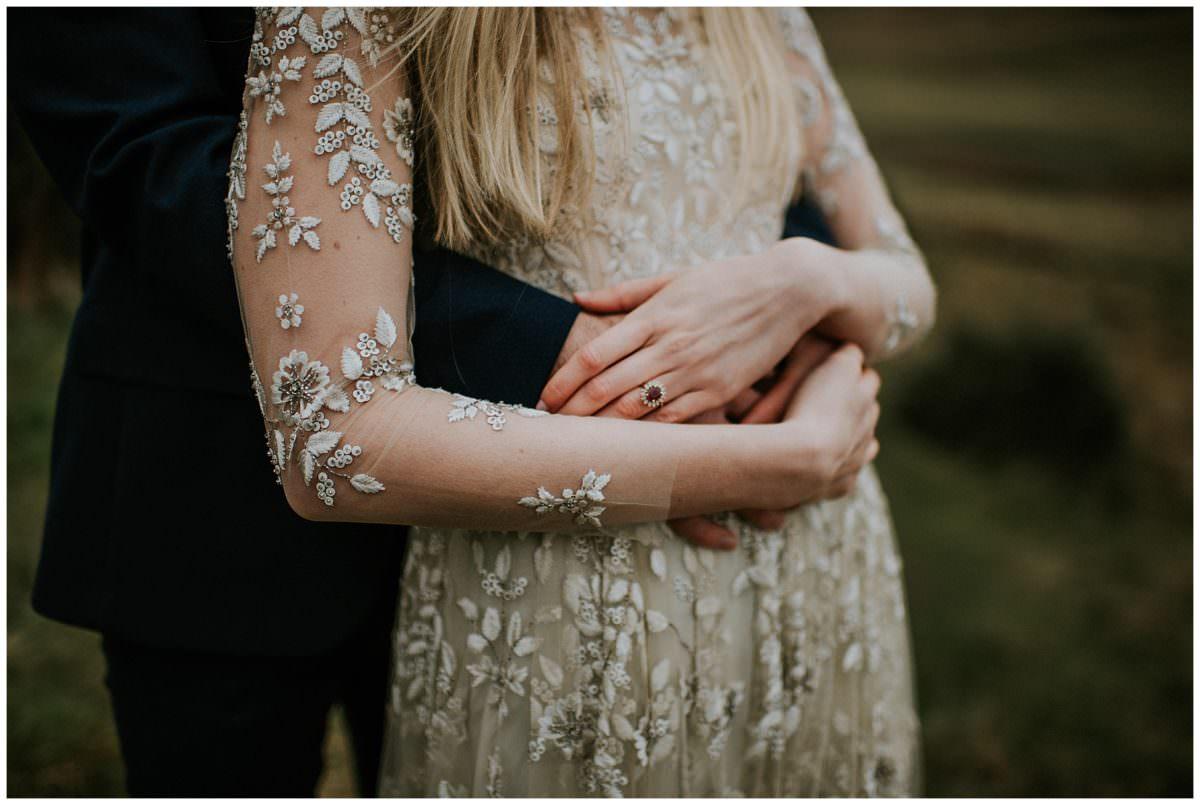 Scottish elopement - Scotland elopement photographer