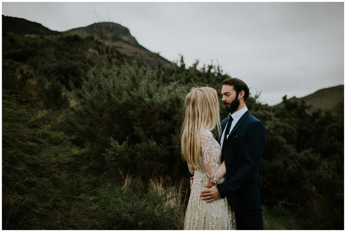 Scottish elopement - Scotland elopement photographer