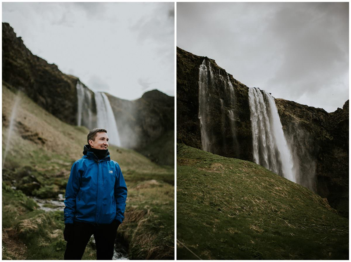 Waterfalls in Iceland - Iceland photographer