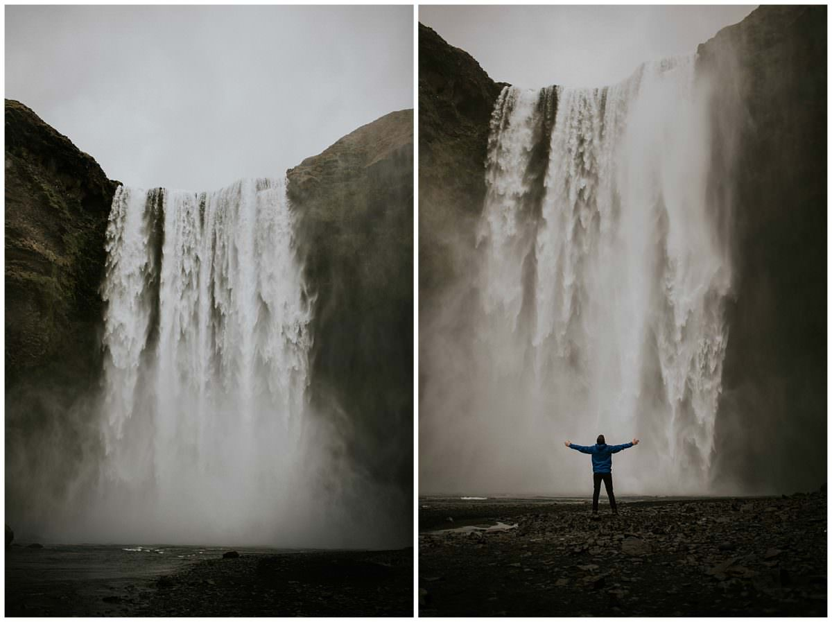 Icelandic road trip - waterfalls - Iceland travel blog review