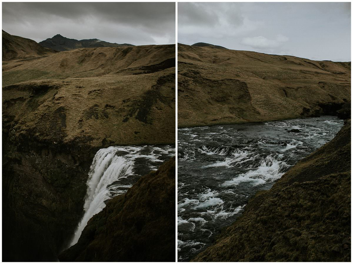 Waterfalls in Iceland - Iceland travel blog