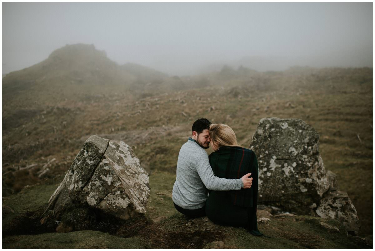 Engagement session in Isle of Skye, Scotland - Scotland photographer