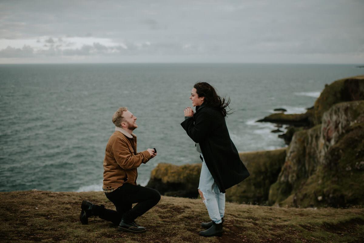 Scotland secret proposal photographer