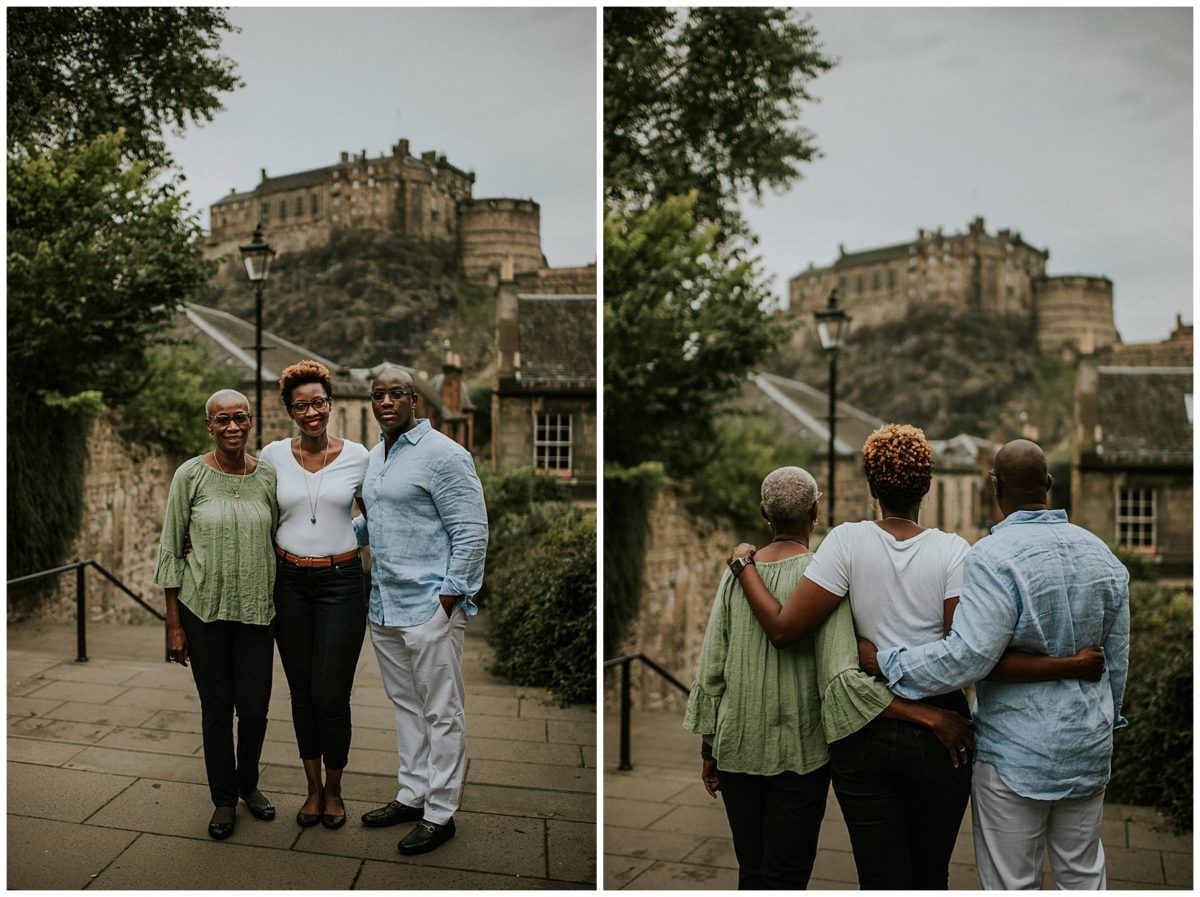 Edinburgh Old Town family photography - Edinburgh family photographer