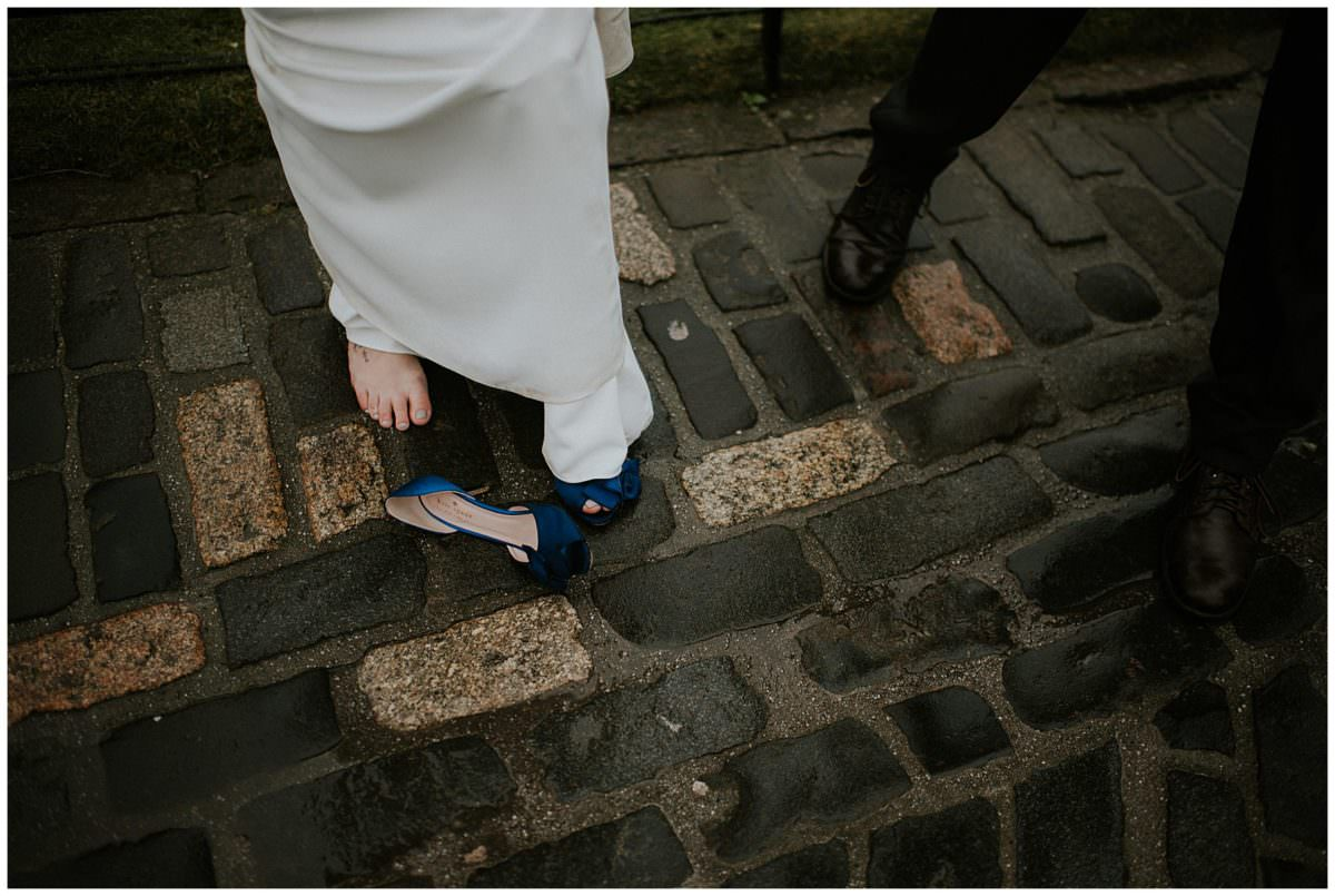 Wedding at Edinburgh Castle - Scotland wedding photographer