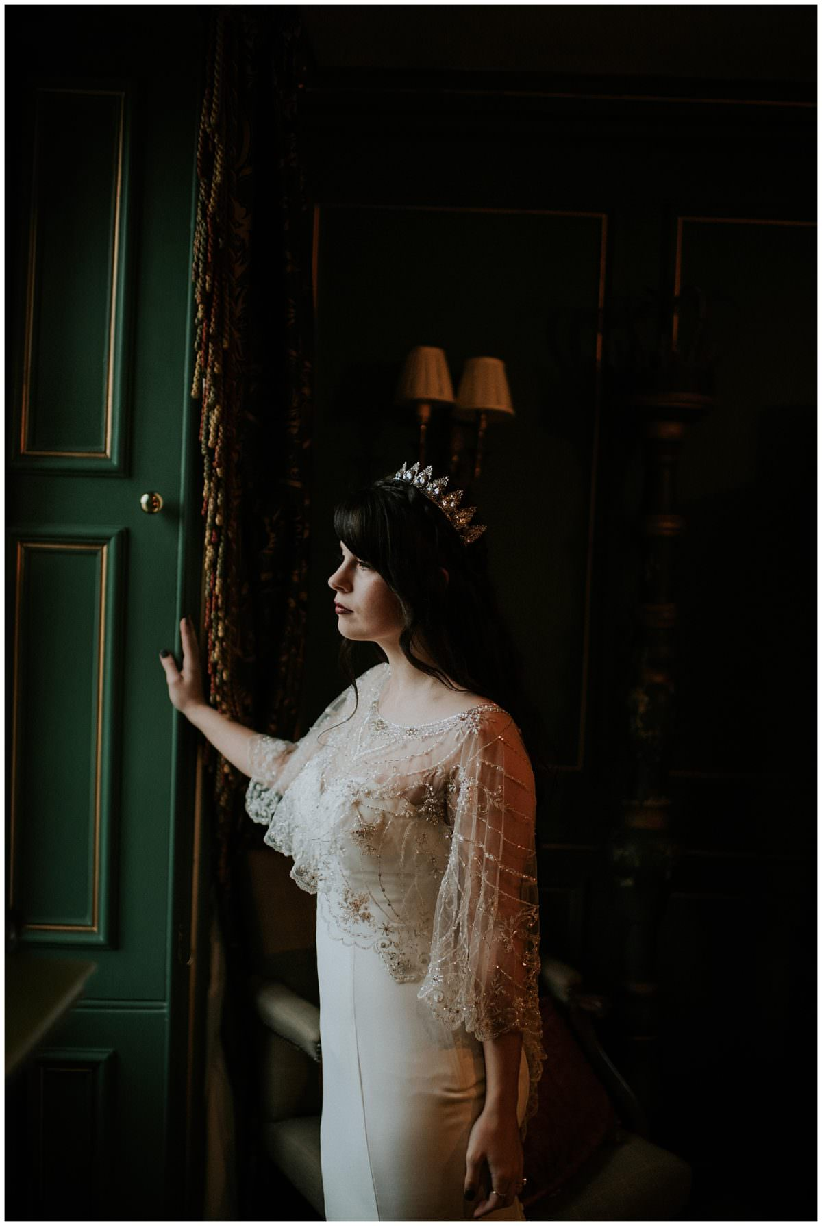 The Witchery wedding - Scotland wedding photographer