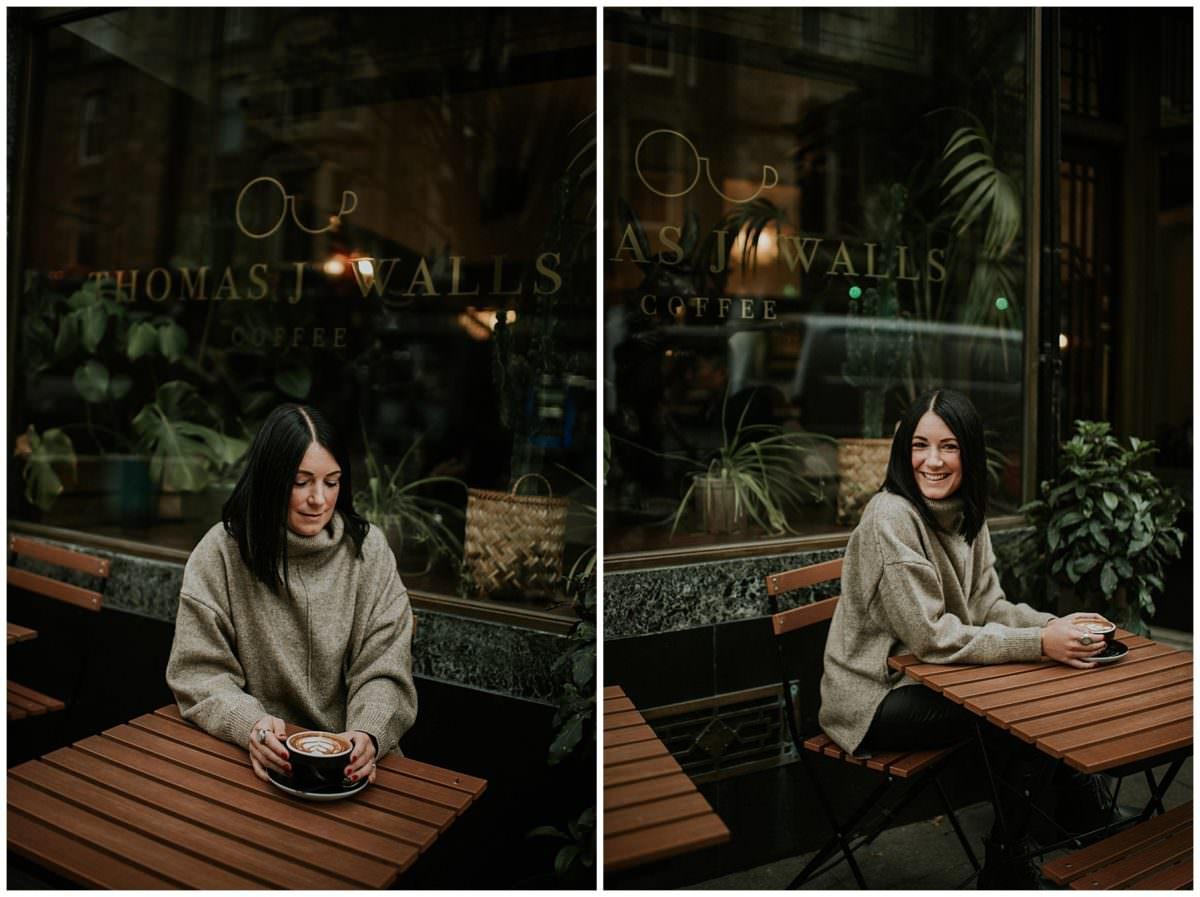 Edinburgh portrait photo shoot - Scottish photographer Edinburgh