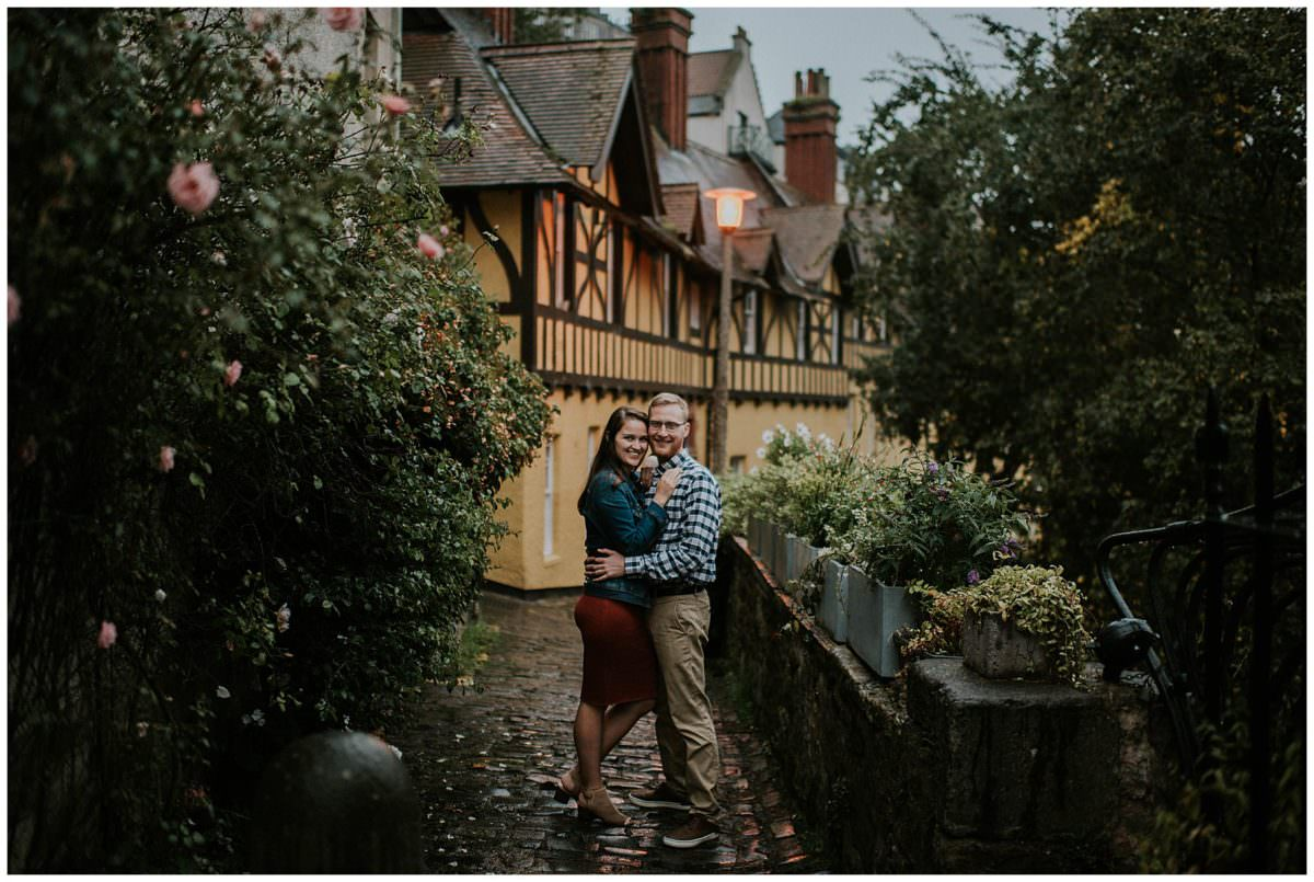 Edinburgh pre-wedding photo shoot - photography Edinburgh