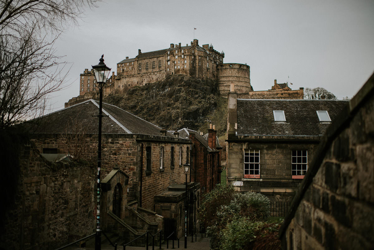 Edinburgh Castle - things you didn't know about Scotland