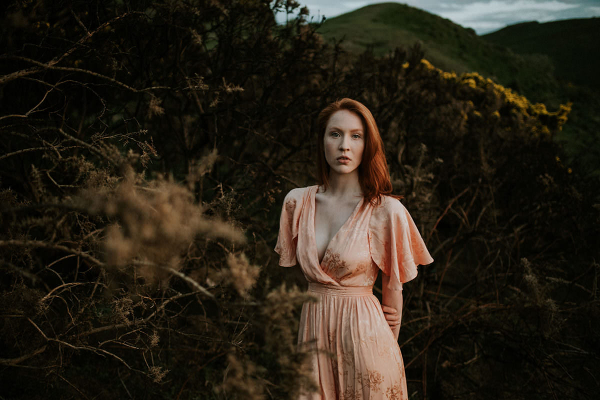 Natural redheads in Scotland