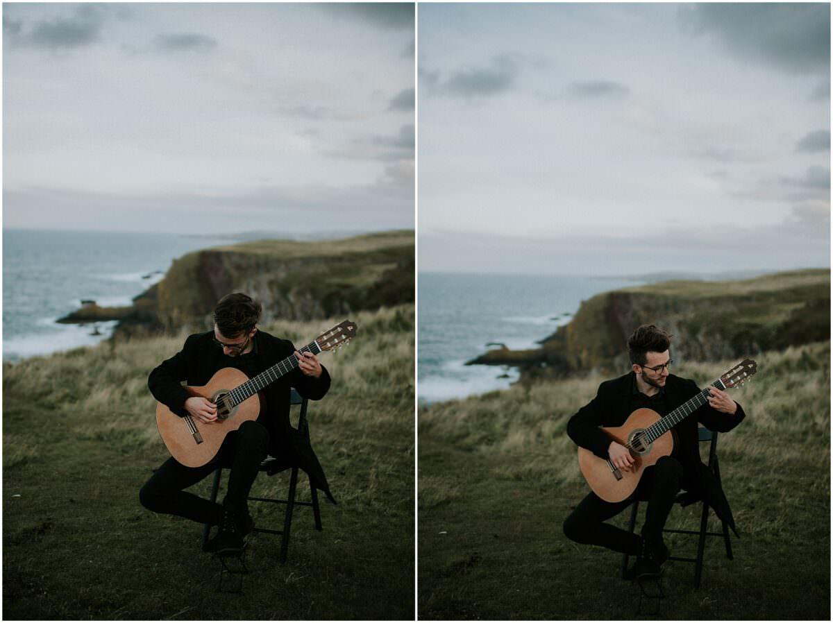 Scotland surprise proposal photography - Scotland photographer